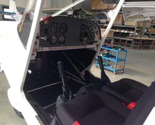 ICP Savannah S - Cockpit